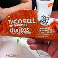 Photo taken at Taco Bell by Damian D. on 3/14/2012
