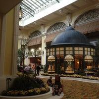 Photo taken at Beau Rivage Resort & Casino by Brandy G. on 4/12/2012