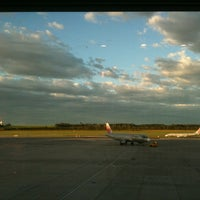 Photo taken at Gates C by dorgold on 8/7/2012