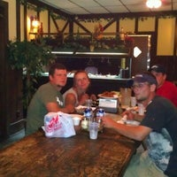 Photo taken at Ye Olde Pizza Pub by Katey K. on 7/14/2012