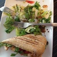 Photo taken at Café Santé Veritas by Jessie D. on 6/6/2012
