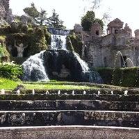 Photo taken at Villa d'Este by Federica N. on 4/25/2012