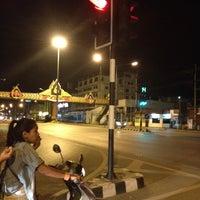 Photo taken at 4 แยกสะเดียง by Katoon J. on 9/12/2012