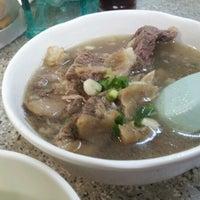 Photo taken at Kau Kee Restaurant by Marissa L. on 7/16/2012