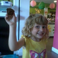 Photo taken at Whipped Cupcakes by Phaedra S. on 4/28/2012