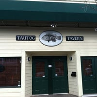 Photo taken at Tautog Tavern by james c. on 3/20/2012