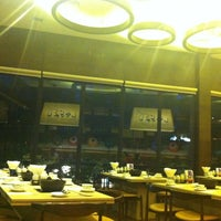 Photo taken at Shabu Yoshi by Happy G. on 7/25/2012