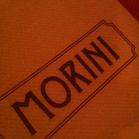 Photo taken at Osteria Morini by Yi-Chung C. on 3/21/2012
