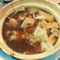 Photo taken at Restaurant Chuan Chiew Bak Kut Teh by Evelyn T. on 8/5/2012