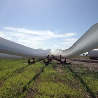 Photo taken at Willamar Wind Farms by Sergio C. on 7/28/2012