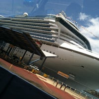 Photo taken at Caribbean Princess - Southern Caribbean Cruise by Kristen K. on 4/29/2012