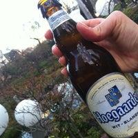 Photo taken at Mohri Garden by Tomoi H. on 3/24/2012