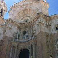 Foto tomada en Catedral de Cádiz por Gaby 8. el 6/9/2012