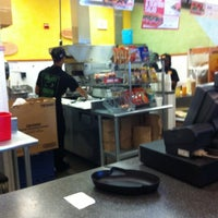 Photo taken at Quiznos by RobH on 3/27/2012
