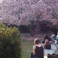 Photo taken at Barnard College by Julia M. on 3/22/2012