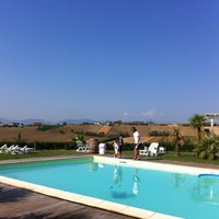 Photo taken at Ostra Vetere by Massimo B. on 8/15/2012