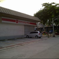 Photo taken at Mercury Drug by Paolo II A. on 5/24/2012