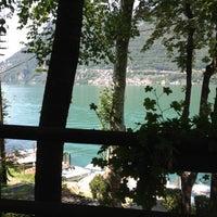 Photo taken at Grotto Teresa by Letizia C. on 7/25/2012