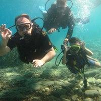 Photo taken at Hilton Water Sports by Yusuf on 8/17/2012