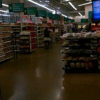 Photo taken at Walmart Supercenter by Travis K. on 2/10/2012
