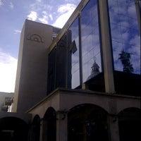Photo taken at Banco Macro by Federico G. on 5/21/2012