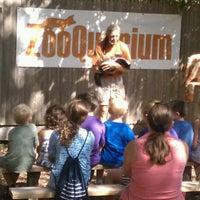 Photo taken at ZooQuarium by Teresa on 8/27/2012