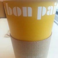 Photo taken at Au Bon Pain by JoNeZEE on 7/14/2012