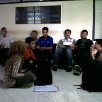 Photo taken at Jurusan Teknik perkapalan by Elwin Z. on 2/23/2012