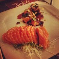 Photo taken at Keeki Restaurante Japonês by Murilo M. on 2/21/2012