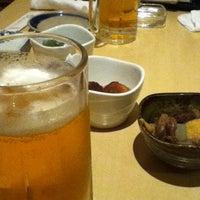 Photo taken at あじ正 by dosikun on 5/5/2012