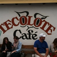 Photo taken at Tecolote Cafe by Joy B. on 8/5/2012