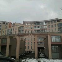 Photo taken at Балтийская академия туризма и предпринимательства (БАТиП) by Andrey T. on 3/12/2012