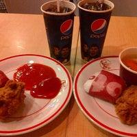 Photo taken at KFC by Ari O. on 9/3/2012
