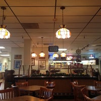 Photo taken at Old World Deli & Restaurant by George V. on 7/18/2012