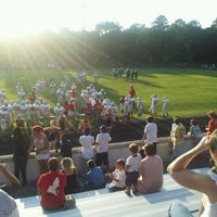 Photo taken at Beaufort Middle School by Taylor R. on 9/6/2012