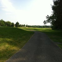 Photo taken at Crystal Lake Golf Course by Ezra G. on 6/10/2012