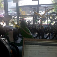 Photo taken at Amego Electric Vehicles by Stephanie H. on 6/28/2012
