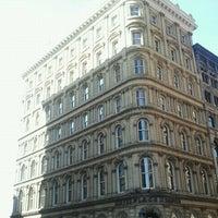 Photo taken at Le Place d'Armes Hôtel & Suites by JulienF on 4/18/2012
