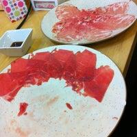 Photo taken at Kokeshi by megumi m. on 2/11/2012