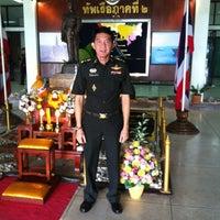 Photo taken at กองบัญชาการทัพเรือภาคที่2 by Tanker M. on 6/12/2012