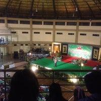 Photo taken at Gedung Kesenian & Olahraga Kabupaten Bogor by Andhika Reza A. on 6/30/2012