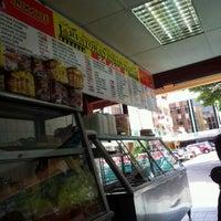 Photo taken at Sadong Indah & Catering by hafiz h. on 8/26/2012