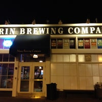 Photo taken at Marin Brewing Company by Sheana D. on 9/3/2012