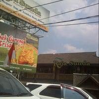 Photo taken at Raja Sunda by Anastasya I. on 8/21/2012
