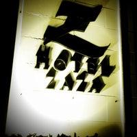 Photo taken at Hotel Zaza by UpShift Digital on 6/13/2012