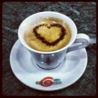 Photo taken at Giramondo Caffé by Luciana M. on 8/17/2012