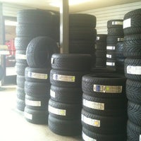 Photo taken at Pacific Tire Outlet by The Don on 3/29/2012