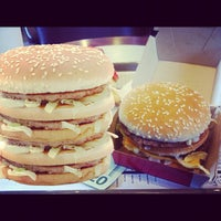 Photo taken at McDonald's by Julian S. on 5/10/2012