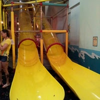 Photo taken at Fun-Plex by Lyn R. on 7/9/2012