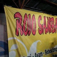 Photo taken at Rojo Sambel by Christopher I. on 6/19/2012